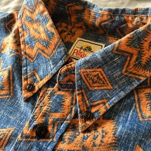 Reyn Spooner x Pendleton Aloha Shirt *Tailored Fit